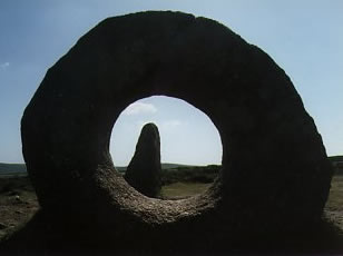 Cornish Cottages: Men an Tol